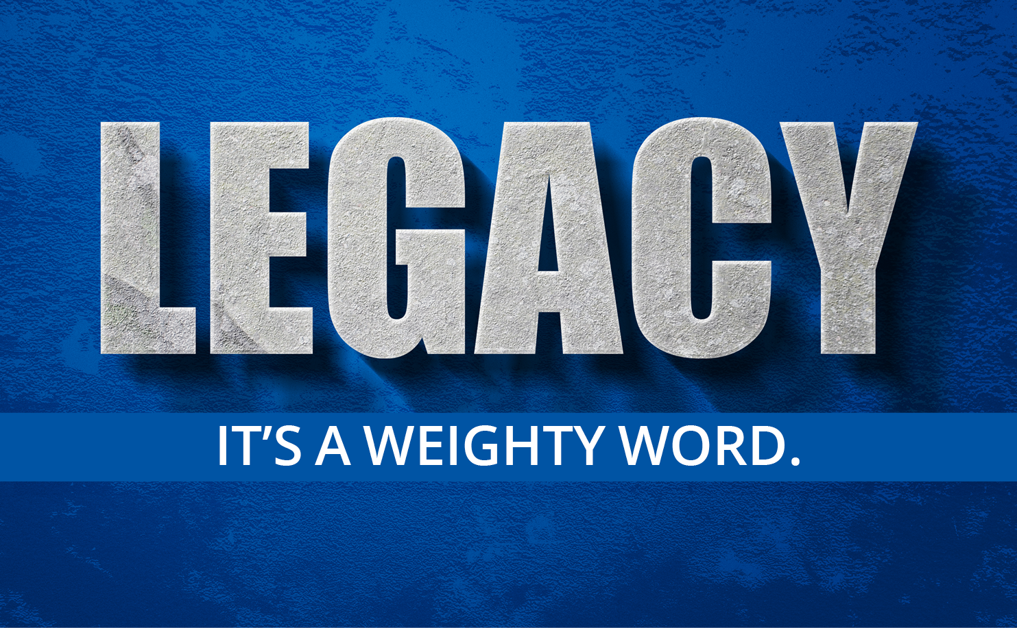 Can You increase Your Legacy Quotient?